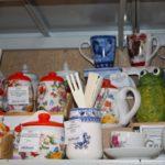 Посуда в магазине Новый Дом